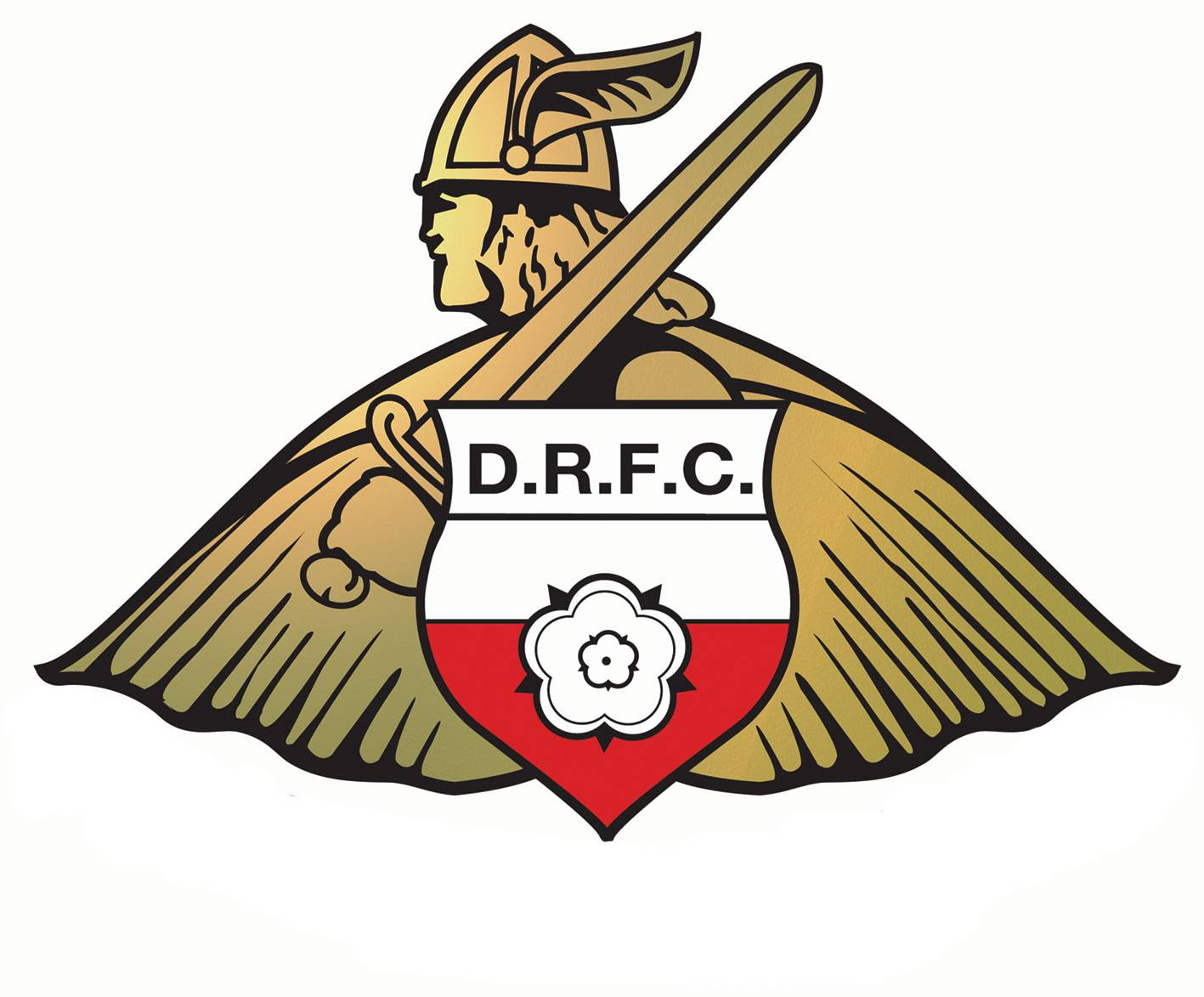Логотип Донкастер Роверс - Stone Forest