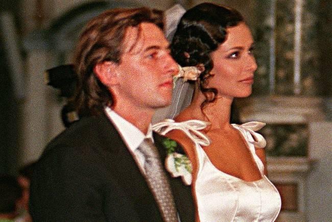 Джузеппе Синьори с женой - Stone Forest