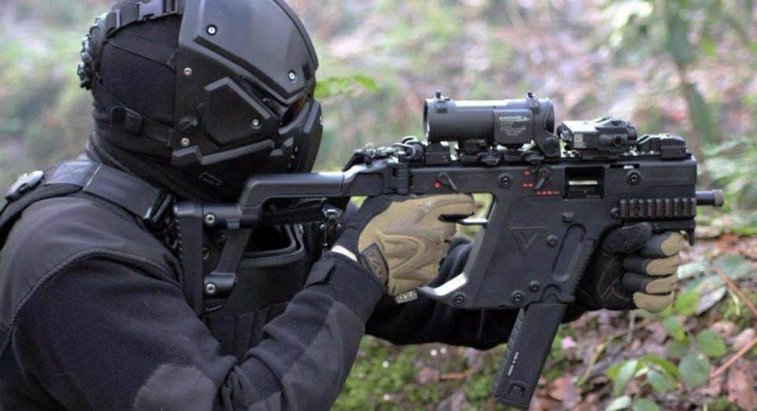Пистолет-пулемёт KRISS Vector - Stone Forest