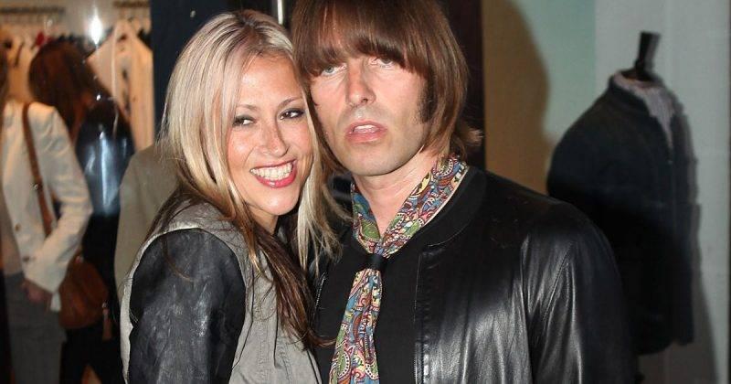 Лиам Галлахер с женой - Stone Forest