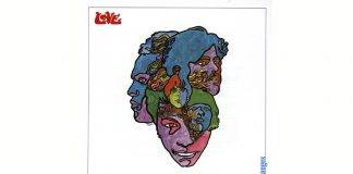 Love Forever Changes - Stone Forest