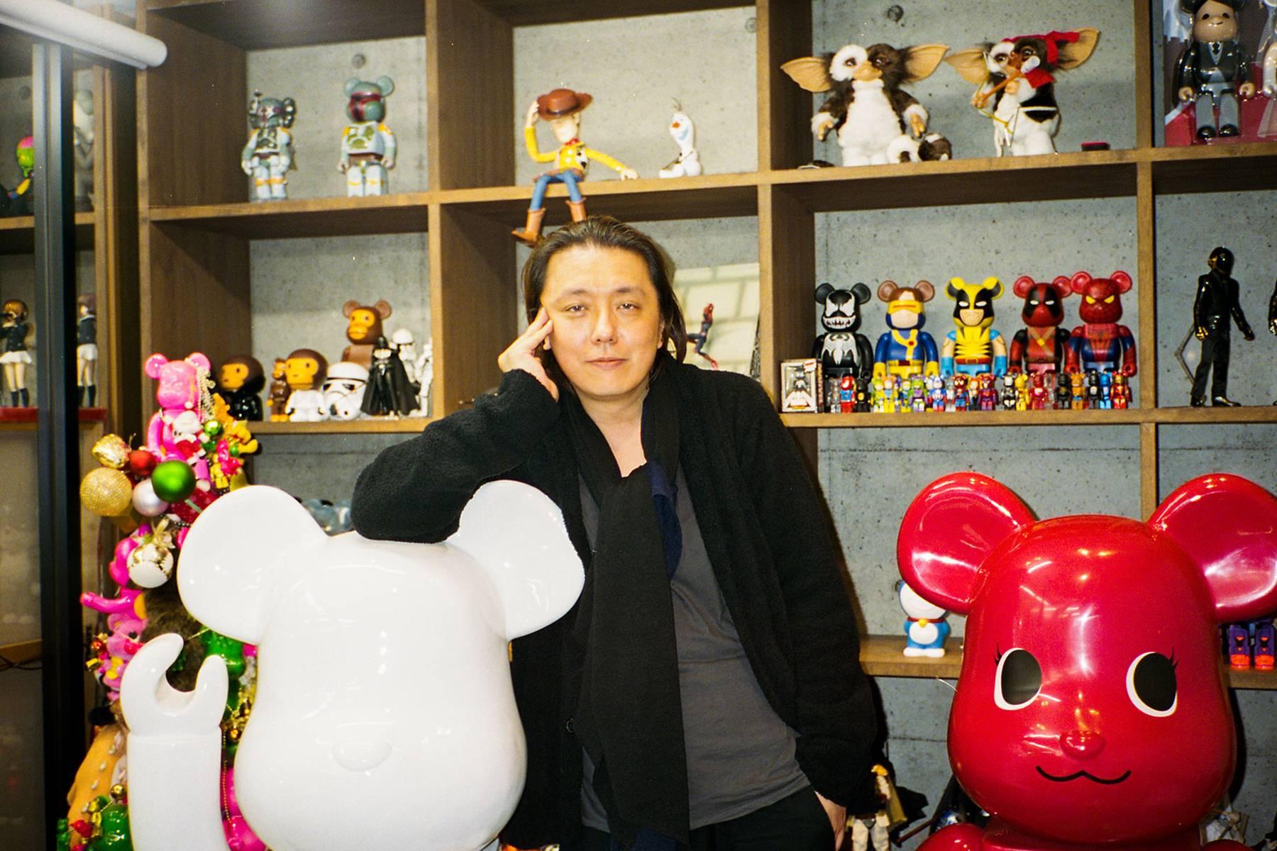 Тацухико Акаши Medicom Toy - Stone Forest