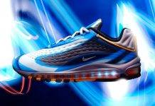 Nike Air Max Deluxe - Stone Forest