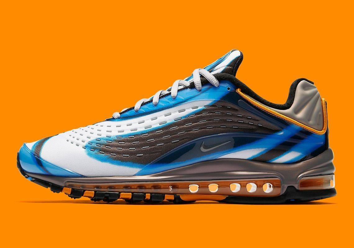 Релиз Nike Air Max Deluxe - Stone Forest