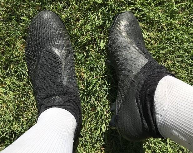 Футбольные бутсы Nike PhantomVSN - Stone Forest