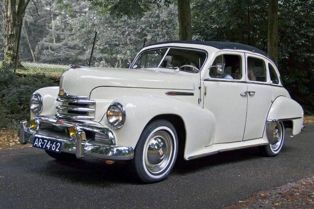 Модель авто Opel Kapitan - Stone Forest
