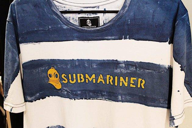 Submariner Logo - Stone Forest