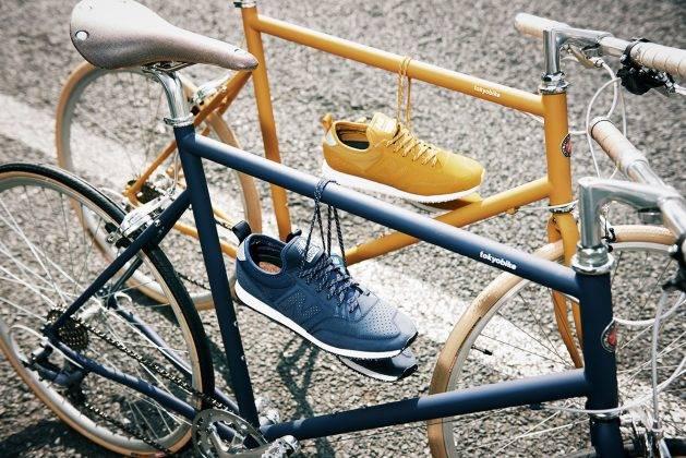 Tokyobike x New Balance - Stone Forest