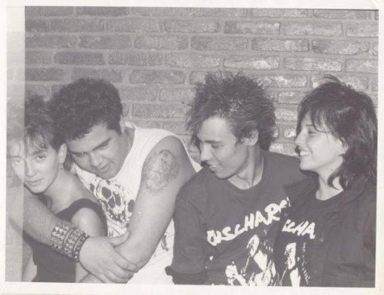 Ataque Sonoro Brazil punks - Stone Forest