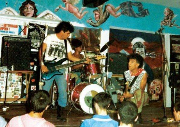Brazil punks - Stone Forest