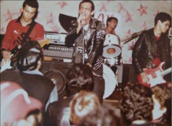 Olho Seco Brazil punks - Stone Forest
