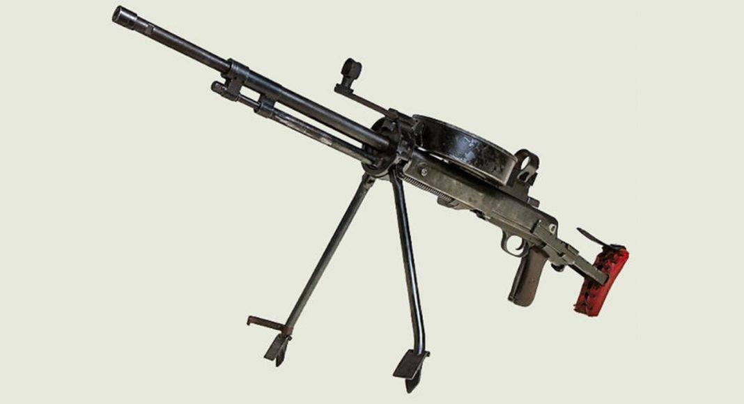 Танковый пулемет ДТ-29 - Stone Forest