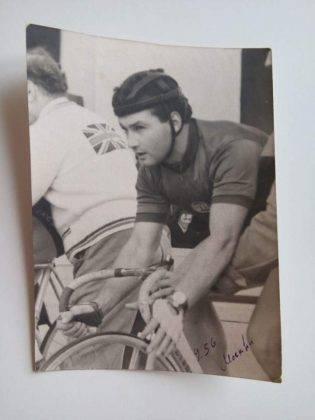 Велосипедист Александр Колыбин - Stone Forest