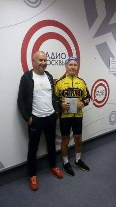 Велоспорт Александр Колыбин - Stone Forest