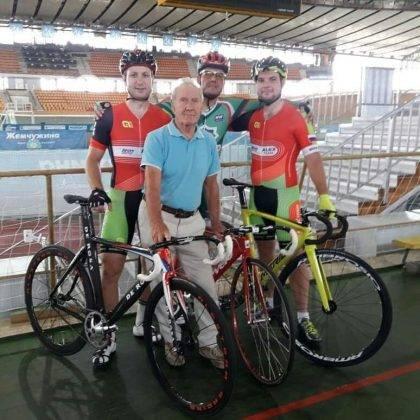 Велосипедный спорт Александр Колыбин - Stone Forest