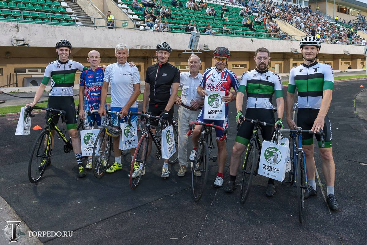 Александр Колыбин Torpedo Cycling Team - Stone Forest