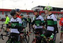 Torpedo Cycling Team - Stone Forest