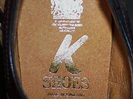 K-Shoes - Stone Forest