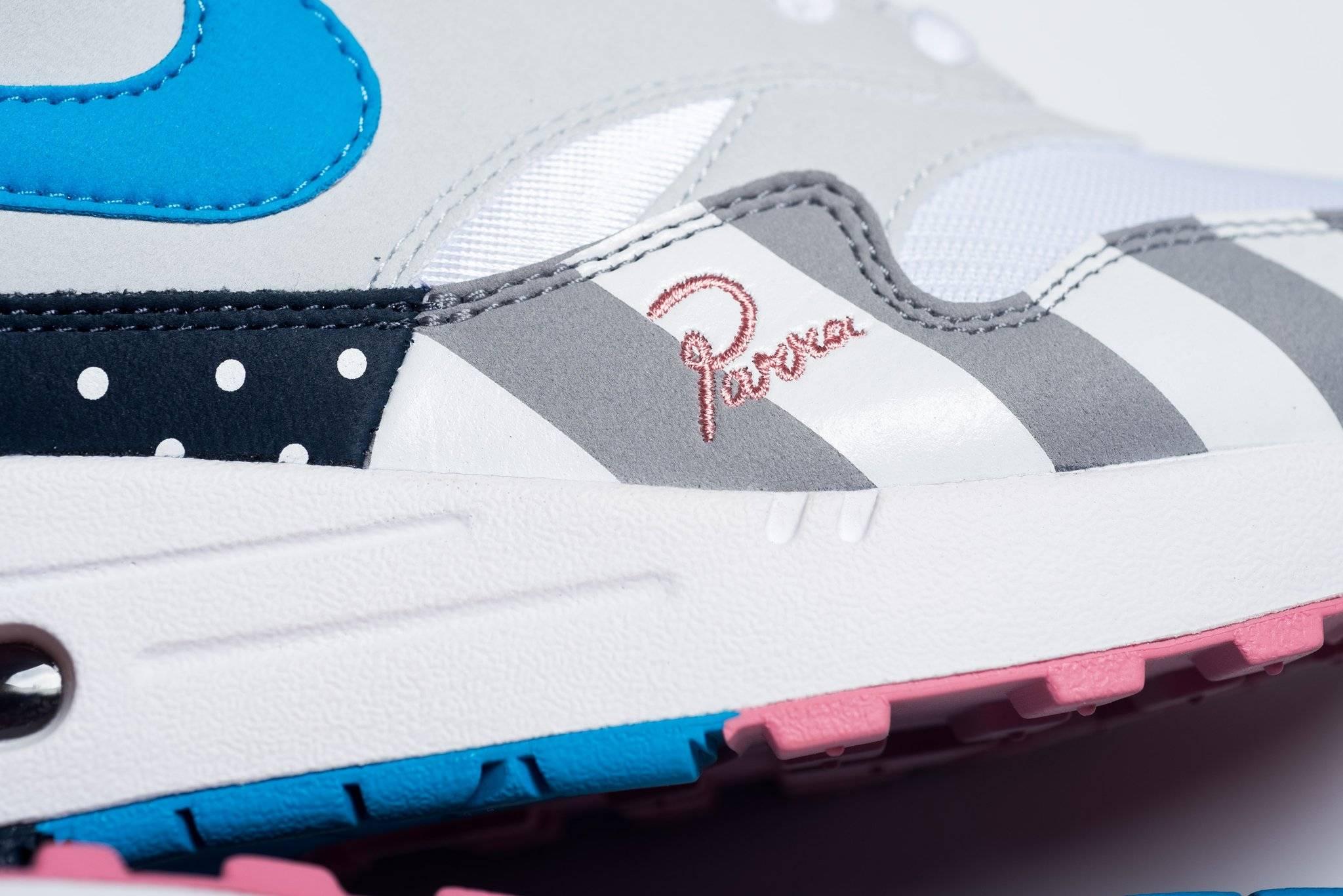 Коллаборация Nike × Parra — продолжение любимого коллекционерами сотрудничества