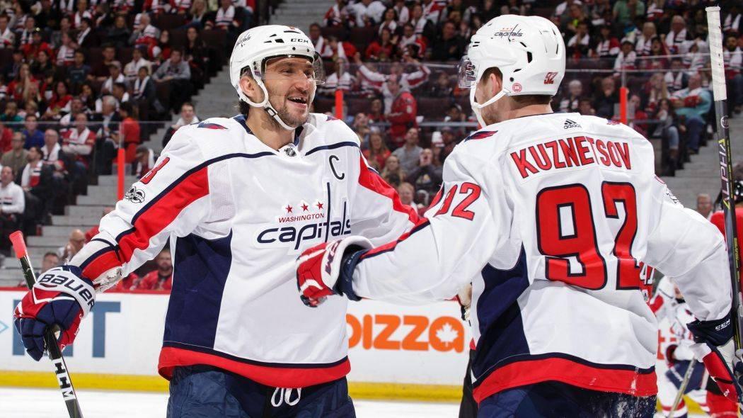 Лучшие русские игроки в НХЛ сезона 2017/18