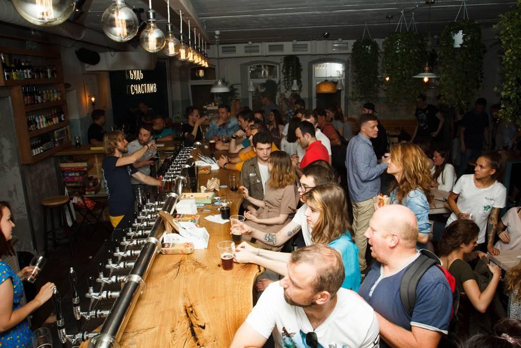 бар Stoy bar