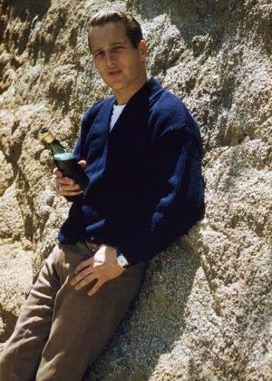 Пол Ньюман Голливуд - Каменный лес Stone Forest