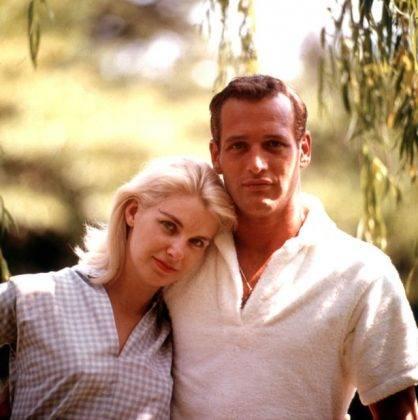 Счастливая пара Пол Ньюман и Джоан Вудворд - Каменный лес Stone Forest