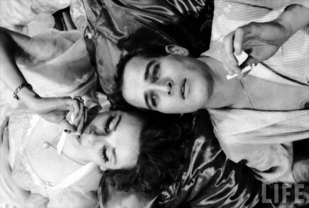 Пол Ньюман и Джоан Вудворд - Каменный лес Stone Forest