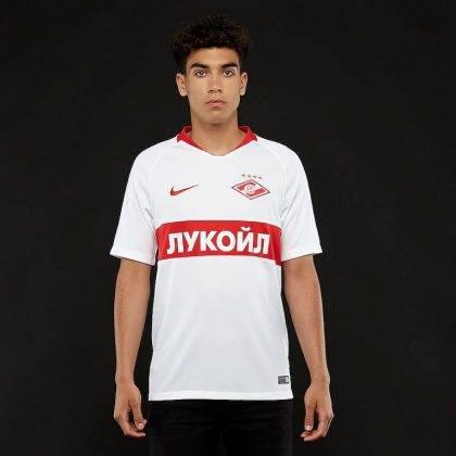 Купить форму ФК Спартак Москва 2018 2019 - Stone Forest