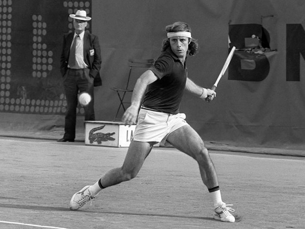 Теннисист Гильермо Вилас - бык из Пампасов