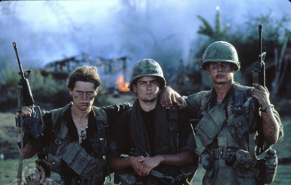 Фильм Взвод 1986 - Stone Forest