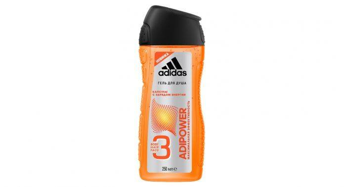 ADIPOWER Shower Gel - Stone Forest