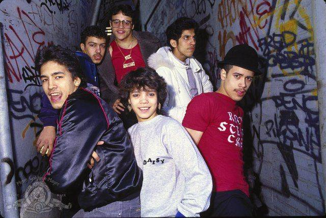 Bobbito и Rock Steady Crew - Stone Forest