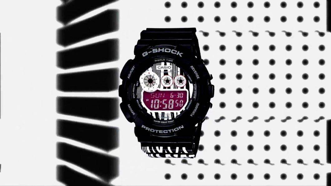 Часы Casio G-SHOCK x Marok - Stone Forest