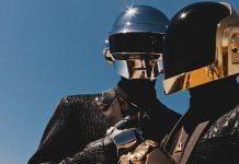 Группа Daft Punk - Stone Forest