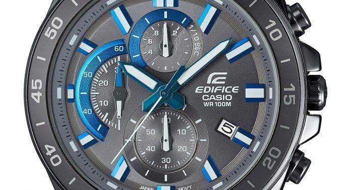 Casio EDIFICE EFV-550GY-8A - Stone Forest