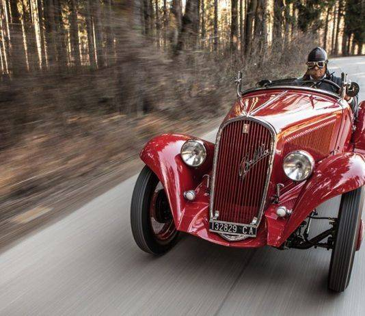 Fiat 508 - Stone Forest