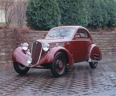 Авто Fiat 508 - Stone Forest