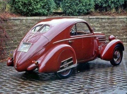 Модель автомобиля Fiat 508 - Stone Forest