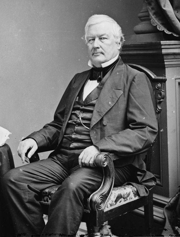 Президент Миллард Филлмор - Stone Forest