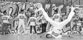 Rock Steady Crew - Stone Forest