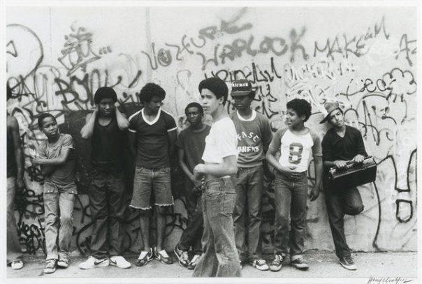 Команда Rock Steady Crew - Stone Forest