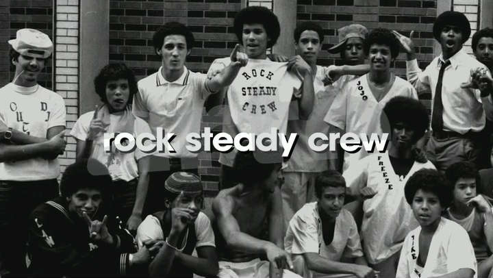 Rock Steady Crew Brake Dance - Stone Forest