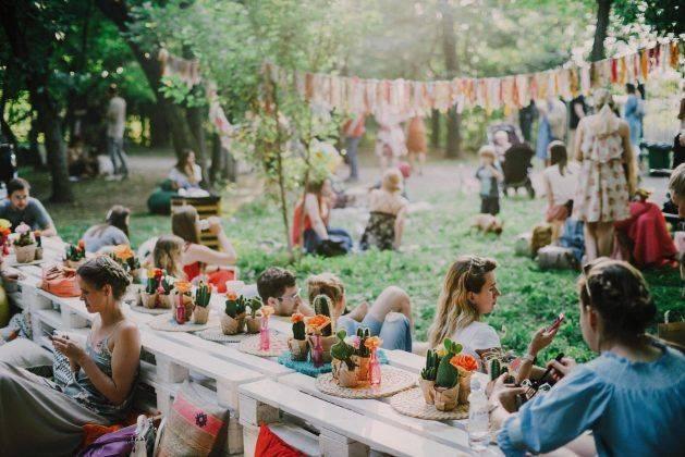 Вечеринка Veter Summer Fest 2018 - Stone Forest