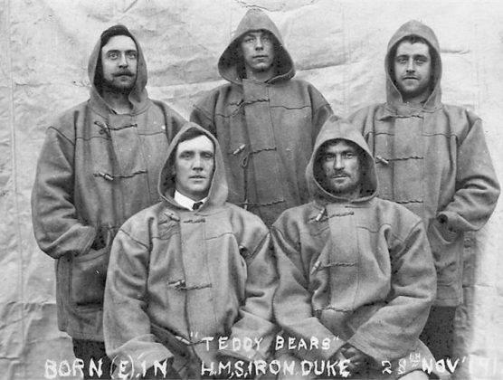 Пальто около 1919 года- Stone Forest