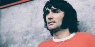 Футболист Джордж Бест - Stone Forest