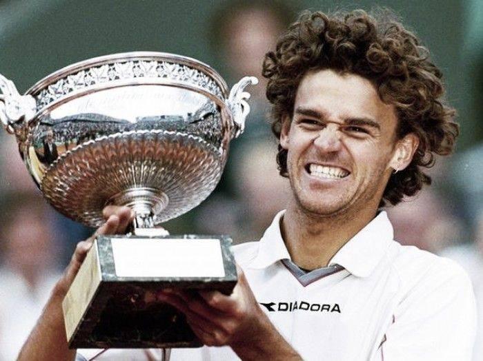 Теннисист Густаво Куэртен - Stone Forest