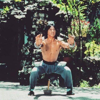 Первые фильмы Джеки Чана - Stone Forest