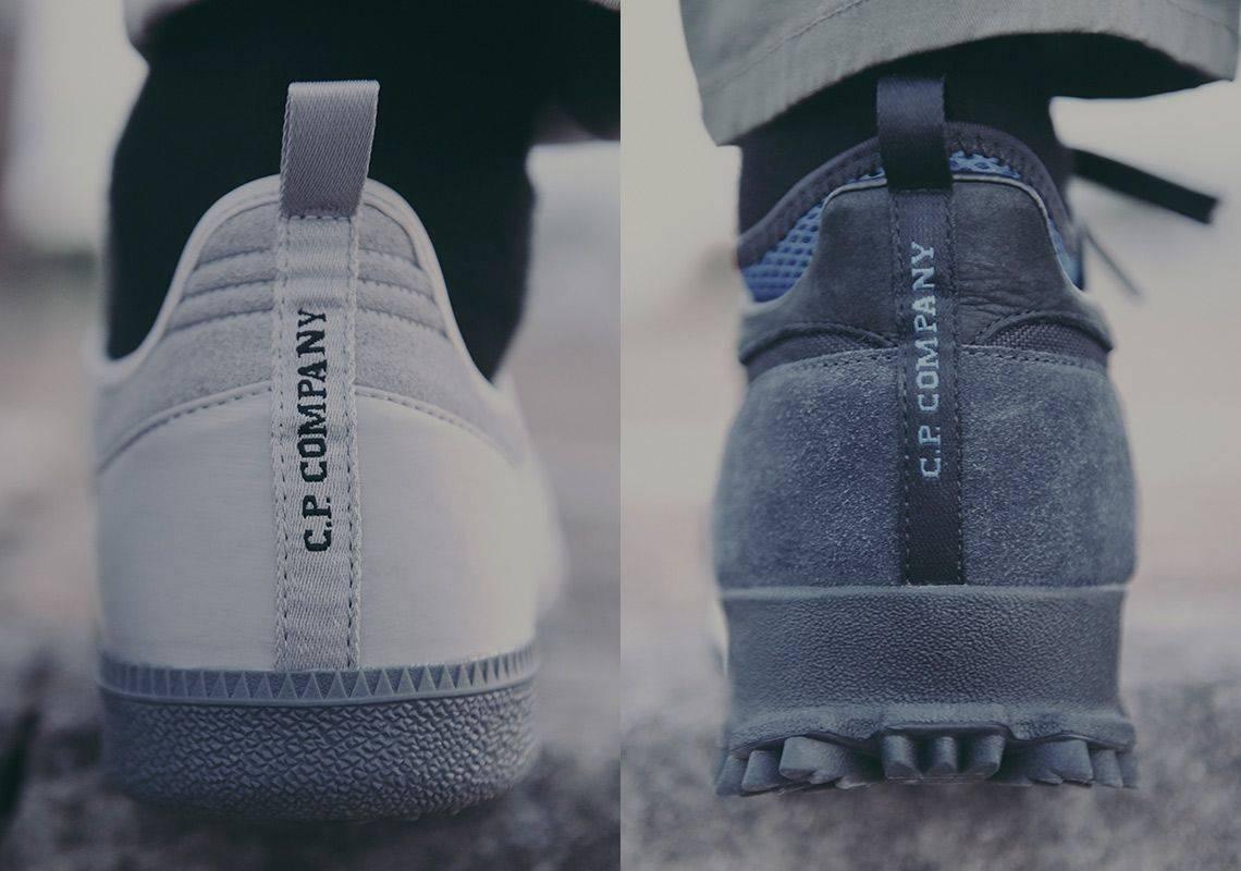 Коллаборация adidas Originals × C.P. Company — то, чего ждали все