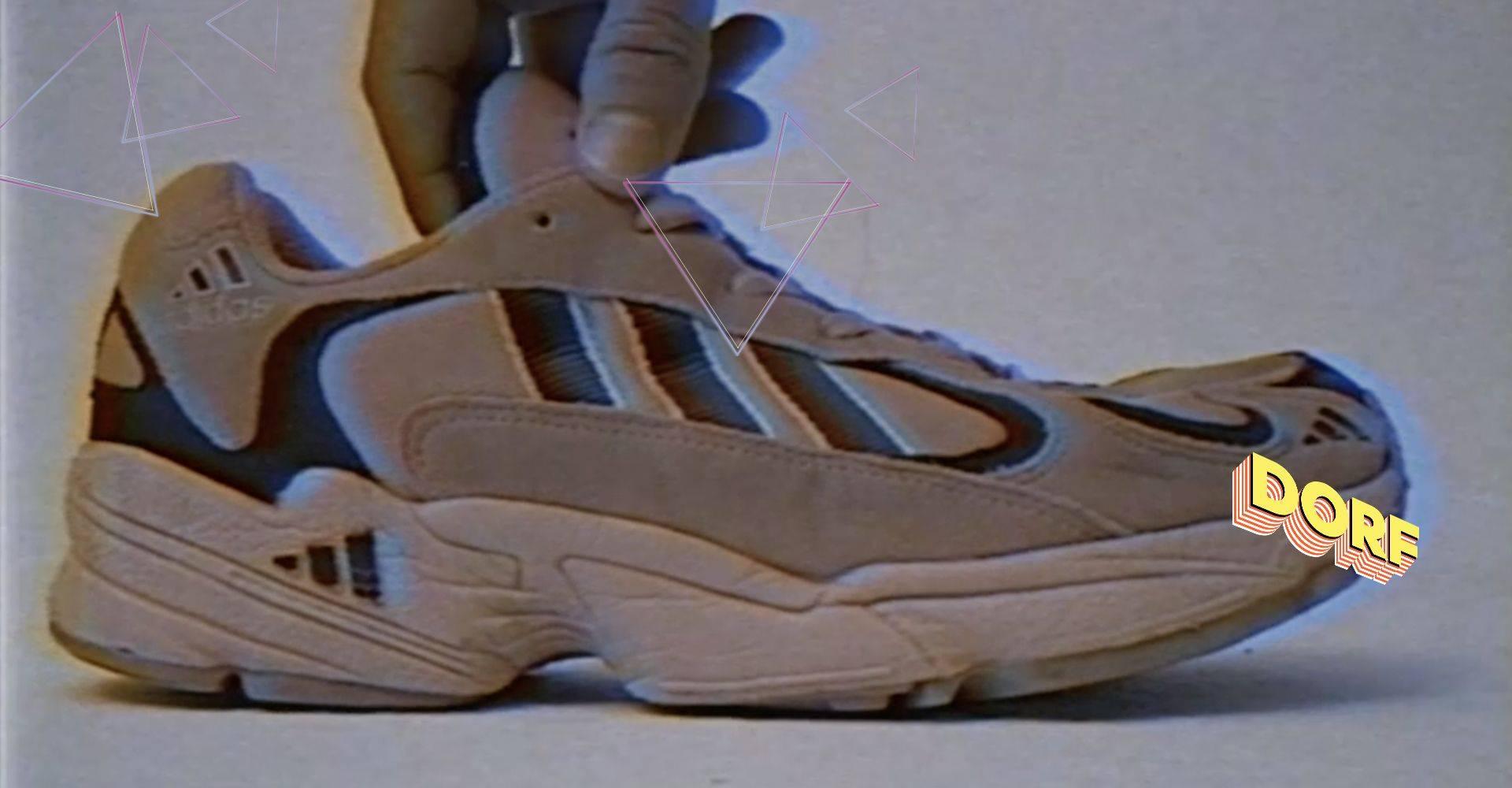 Кроссовки adidas Yung-1 — самый яркий дебют этого лета в стиле 90-х